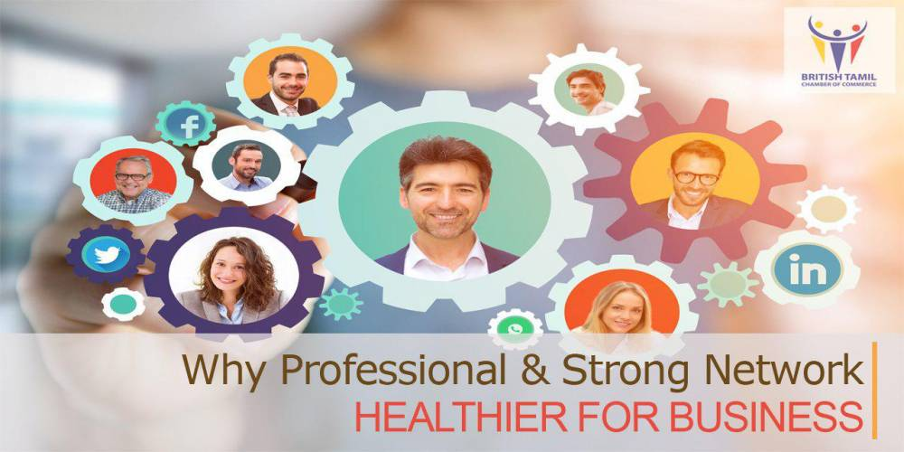 BTCC Post - Why Professional & Strong Network is Healthier For Business
